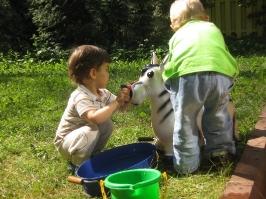 домашний детский сад - «Благодатный росток»