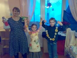 Домашний детский сад - Благодатный Росток